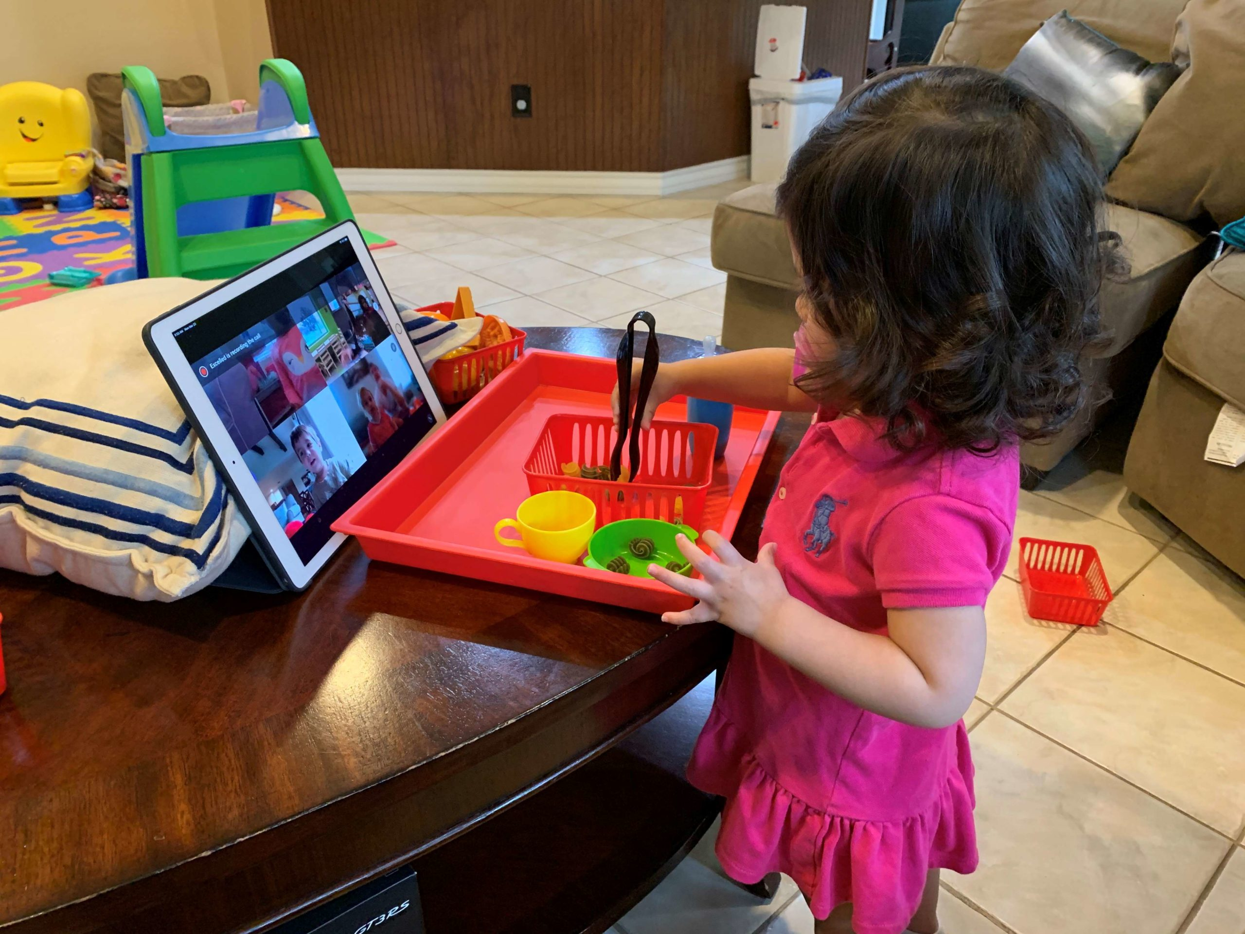 Montessori Virtual Preschool - Excelled Montessori Plus